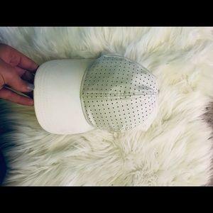 Accessories - White fashion cap brand new!